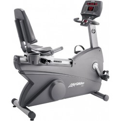 Life Fitness Silverline Recumbent bike