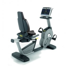 Technogym Excite Bike 500 Recumbent NEW Display